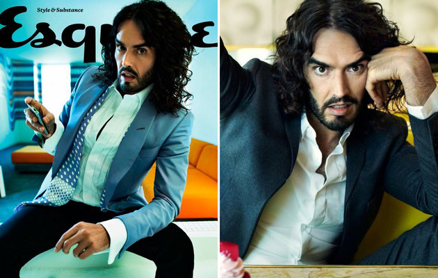 Russell Brand Talks Failed Marriage with Katy Perry!