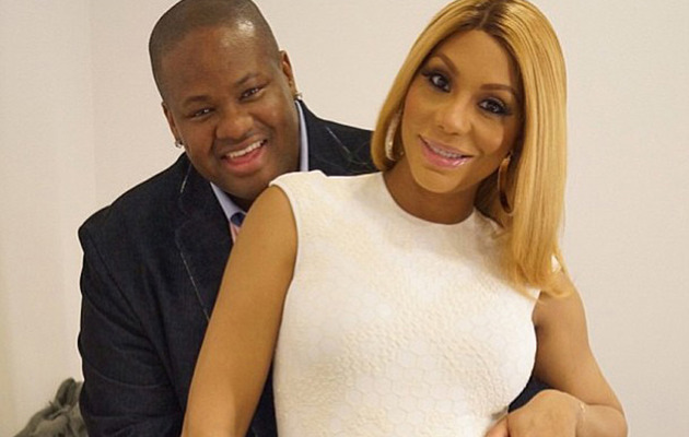 Tamar Braxton Gives Birth To A Baby Boy!