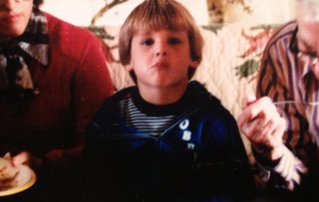 Throwback Thursday: See Rob Dyrdek as a Cute Kid!