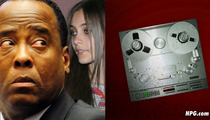 Dr. Conrad Murray Sends Message to Paris Jackson -- 'You Are Not Alone'