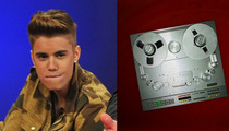 Justin Bieber Goes Off on Another Pap -- I'm Taking Your Memory Card Bitch!!!