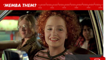 """Hot Redhead in """"Dazed and Confused"""": 'Memba Her?!"""