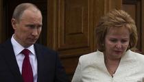 Russian President Vladimir Putin -- The Most Civilized Divorce EVER