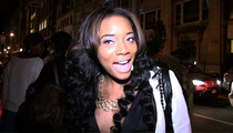 'Love & Hip Hop' Star Yandy Smith -- Back to Work Following Contract Dispute