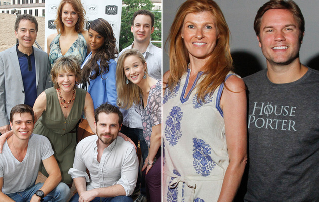 """Boy Meets World,"" ""Friday Night Lights"" & More Reunite in Austin"
