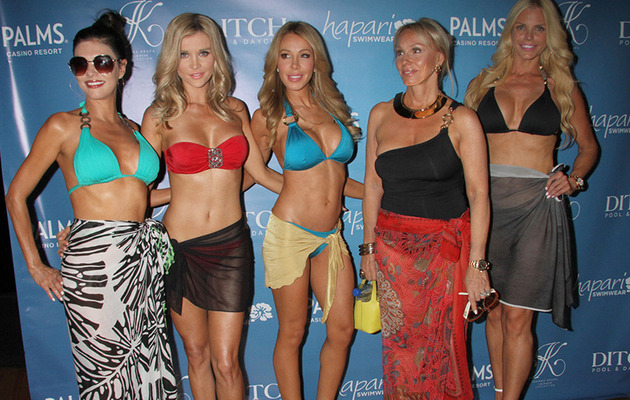 "Hot Photos: ""Real Housewives of Miami"" Joanna Krupa's Bikini Launch Party!"