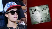 Justin Bieber -- Photog Calls 911 ... Bodyguard Strangled Me