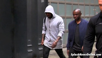 Kanye West -- NOBODY TALK TO ME ... EVER!!!