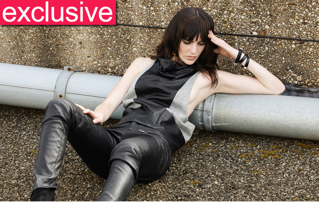 Ali Lohan Stuns In Relapse Magazine Shoot