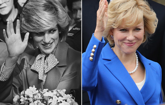 First Look: Naomi Watts Shines as Princess Diana in New Teaser!