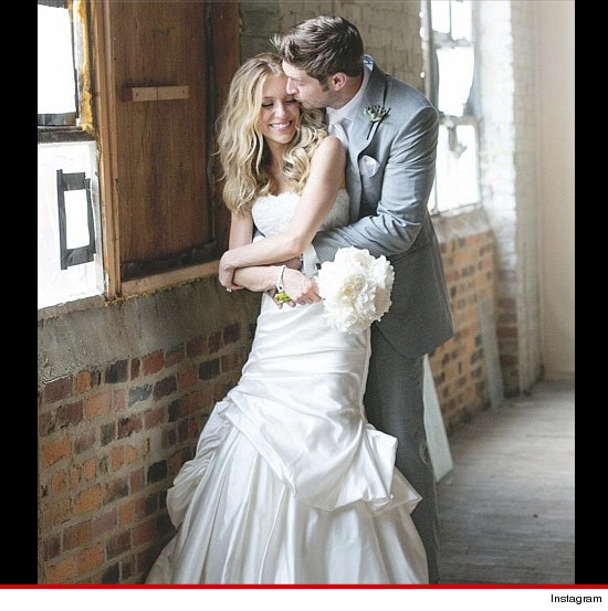 Jay Cutler Amp Kristin Cavallari Wedding Photo If At First You Dont Succeed
