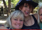 Debbie Rowe Cries About Paris Jackson -- She's a Shell of a Person