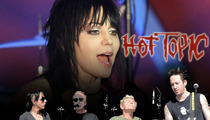 Joan Jett -- I Love Rock & Roll ... I Hate Hot Topic