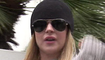 Lindsay Lohan Leaves Betty Ford ... for Malibu Rehab Center