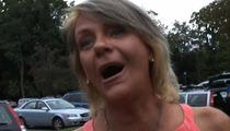 Toxic Tan Mom Terminally Wasted At Airport