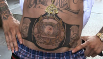 Rapper Gunplay -- I'm the New WWF World Heavyweight Champion