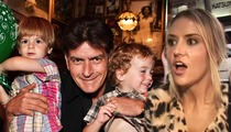 Brooke Mueller -- Children Services Says Stay Away from Twins