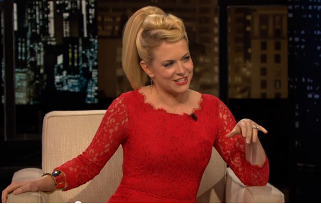Melissa Joan Hart Dishes On Kissing Ryan Reynolds!