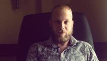 Mumford & Sons Bassist -- 1st Pic After Brain Clot Surgery ... Sans Hair