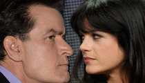 Charlie Sheen Threatens 'Anger Management' Producers -- Fire Selma Blair ... Or I'll Quit