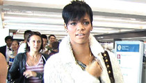 Rihanna -- Weirdo Arrested For Creeping On RiRi's Roof