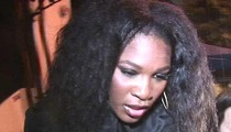 Serena Williams -- Issues BS Statement After Steubenville Rape Comments