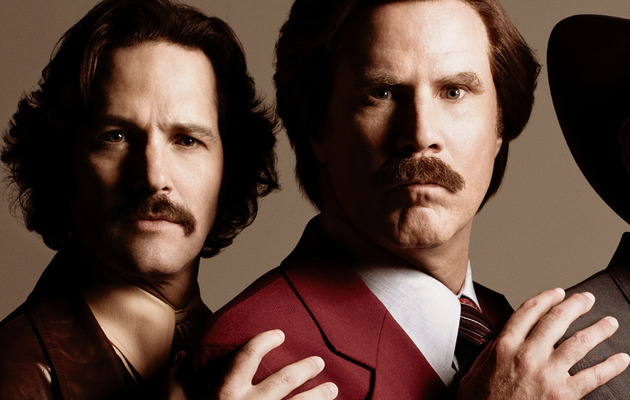"""Anchorman: The Legend Continues"" Trailer -- Ron Burgundy's Back!"