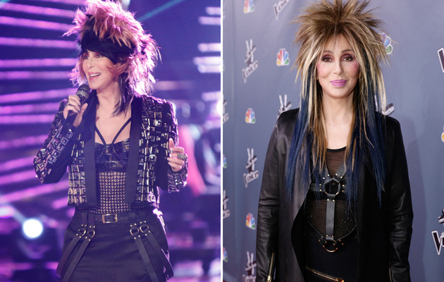 What the Heck Was Cher Thinking? See Her Crazy New Look!