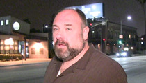 James Gandolfini's Family Blindsided -- Never Suspected Health Issues