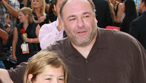 James Gandolfini -- Tragedy Struck During Father-Son Trip