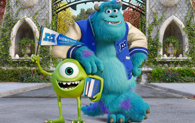 """Monsters University"" Review: What's the Final Grade?"