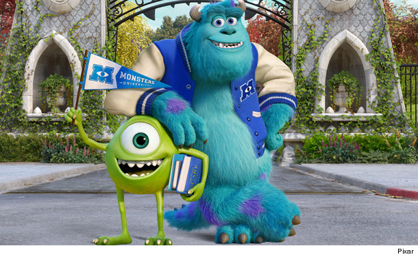 monsters university review what s the final grade