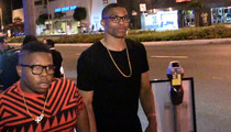 NBA Star Russell Westbrook -- NBA Blasphemy ... He Didn't Watch Game 7!