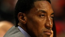 Scottie Pippen -- Felony Assault Suspect After Alleged Knockout
