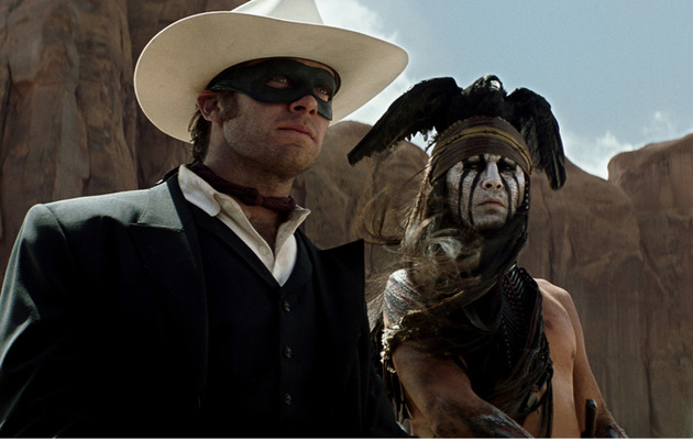 "EXCLUSIVE: ""Lone Ranger"" Stars' Freedom Fighter Roots!"