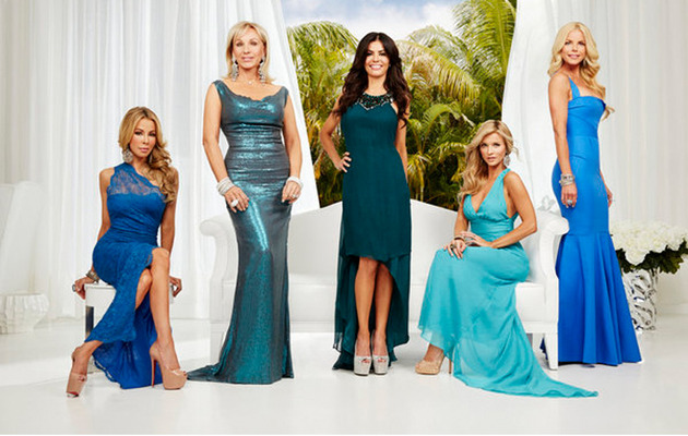 """Real Housewives of Miami"" Preview: Who's Tying the Knot and Who's Topless!"