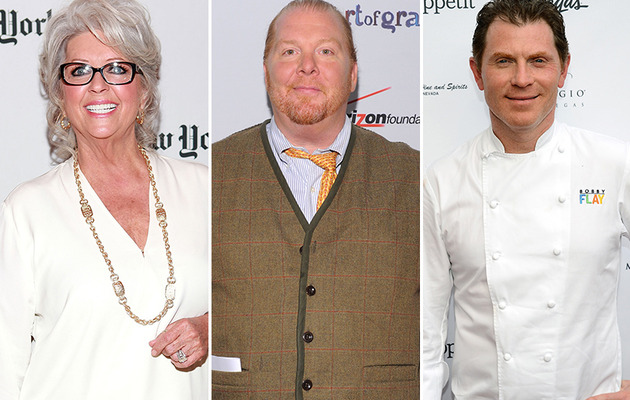 6 Food Network Stars Embroiled In Scandal!