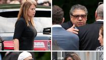 James Gandolfini -- 'Sopranos' Stars Flock to Funeral