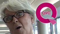 Paula Deen -- Spineless QVC Folds ... Drops Deen (Sorta)