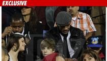 Selena, Justin, Will and Jaden -- Friday Night Lights