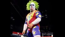 Doink the Clown Dead -- Ex-WWE Star Dies at 55