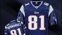 New England Patriots -- Aaron Hernandez Is Not Kid Friendly