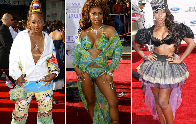 The Worst Dressed Stars of BET Awards Past!