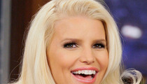 Jessica Simpson -- Gives Birth To Baby Boy