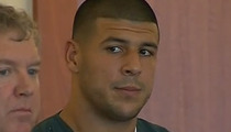 Aaron Hernandez -- SOLITARY CONFINEMENT ... for His Own Safety
