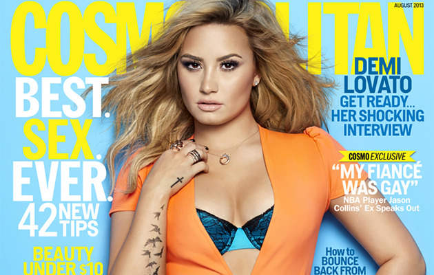 Demi Lovato Talks Partying, Depression and Lyrics!