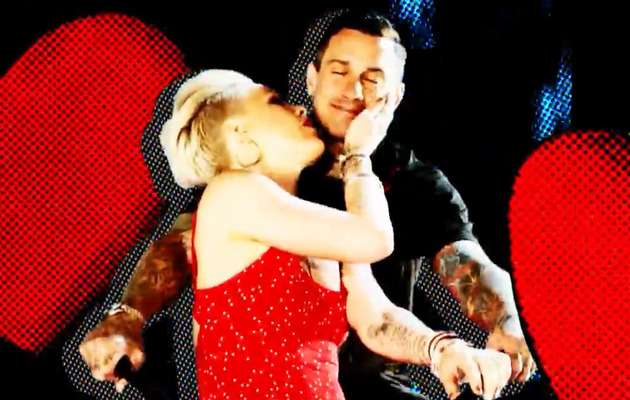 "New Video: P!nk Shows Soft Side in ""True Love""!"