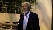 Morgan Freeman -- 284 Million Reasons to Reunite with Tom Cruise