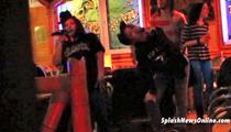 Rihanna -- Karaoke Hoggin' in Germany