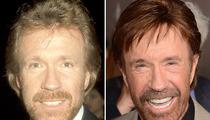 Chuck Norris: Good Genes or Good Docs?